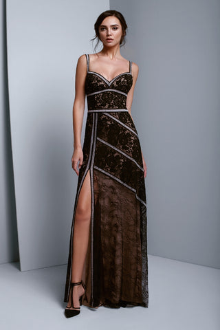 Beside Couture Dress BC1335 - Elbisny
