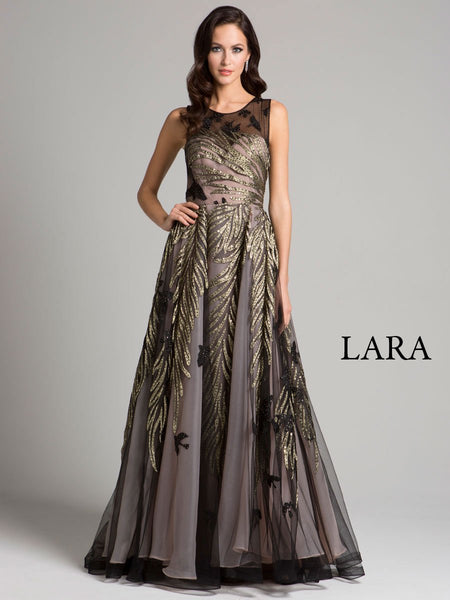 LARA DRESS 33272 - Elbisny