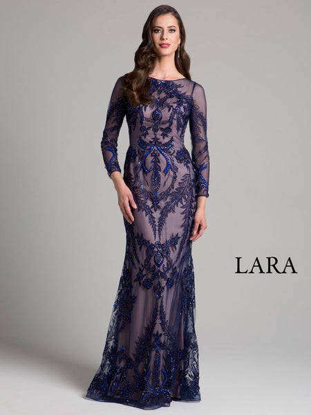LARA DRESS 33269 - Elbisny
