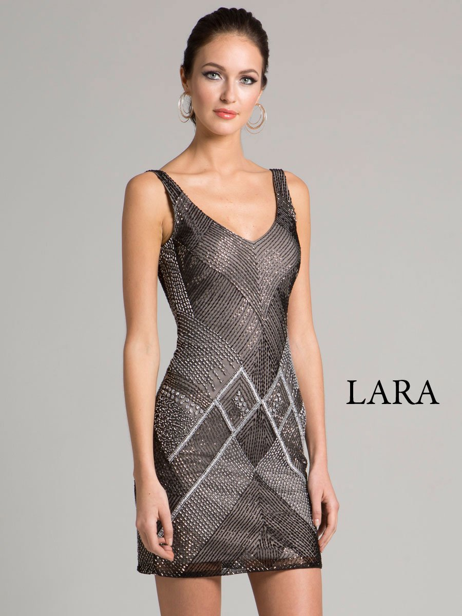 LARA DRESS 33266 - Elbisny