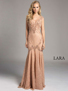 LARA DRESS 33229 - Elbisny