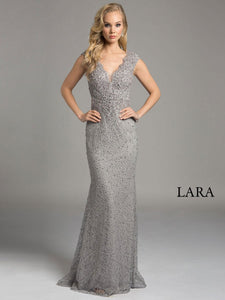 LARA DRESS 33232 - Elbisny