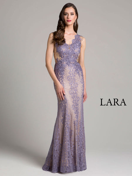 LARA DRESS 33231 - Elbisny
