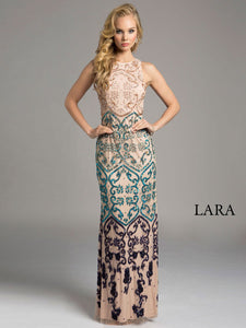 LARA DRESS 42632 - Elbisny