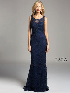 LARA DRESS 33227 - Elbisny