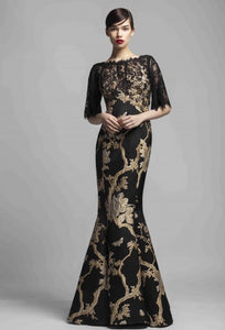 Beside Couture Dress BC1383