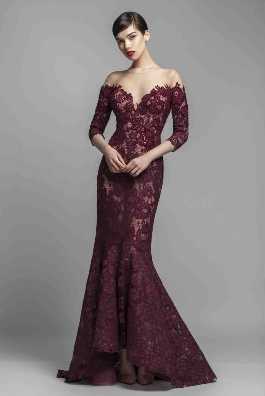 Beside Couture Dress BC1391