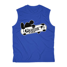 Load image into Gallery viewer, Graffiti Park™ Men's Sleeveless Performance Tee
