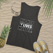 Load image into Gallery viewer, Hip Hop Lives Matter® Men's Specter Tank Top