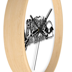 Vampires The Musical® Wall clock
