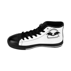 VampireWear® Bat Men's High-top Sneakers