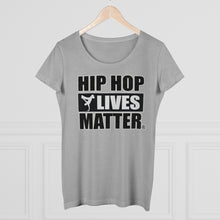 Load image into Gallery viewer, Hip Hop Lives Matter® Organic Women's Lover T-shirt