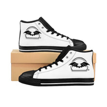 Load image into Gallery viewer, VampireWear® Bat Men's High-top Sneakers