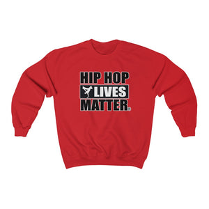 Hip Hop Lives Matter® Unisex Heavy Blend™ Crewneck Sweatshirt