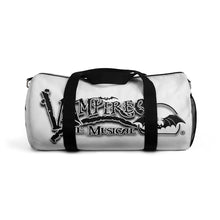 Load image into Gallery viewer, Vampires The Musical® Duffel Bag