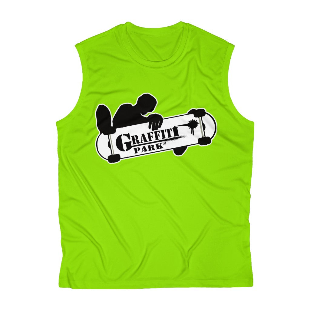 Graffiti Park™ Men's Sleeveless Performance Tee