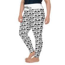 Load image into Gallery viewer, VampireWear® Womens All-Over Print Plus Size Leggings