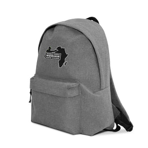 Hudson Valley Nubian Gun Club™ Embroidered Backpack