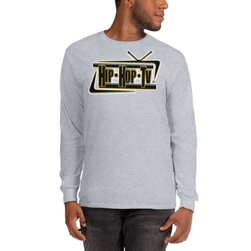 HIP•HOP•TV® Men's Long Sleeve Shirt