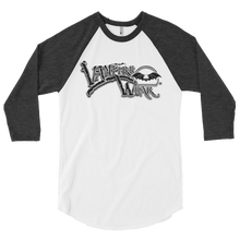 Load image into Gallery viewer, VampireWear® 3/4 sleeve Baseball shirt