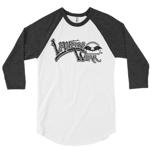 VampireWear® 3/4 sleeve Baseball shirt