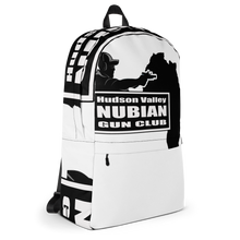 Load image into Gallery viewer, Hudson Valley Nubian Gun Club™ Backpack