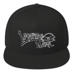 VampireWear® Flat Bill Cap