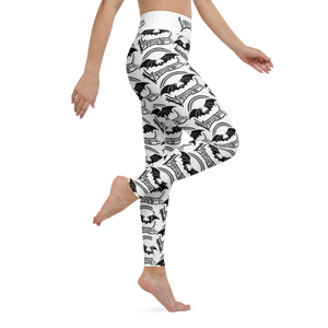 VampireWear® Yoga Leggings