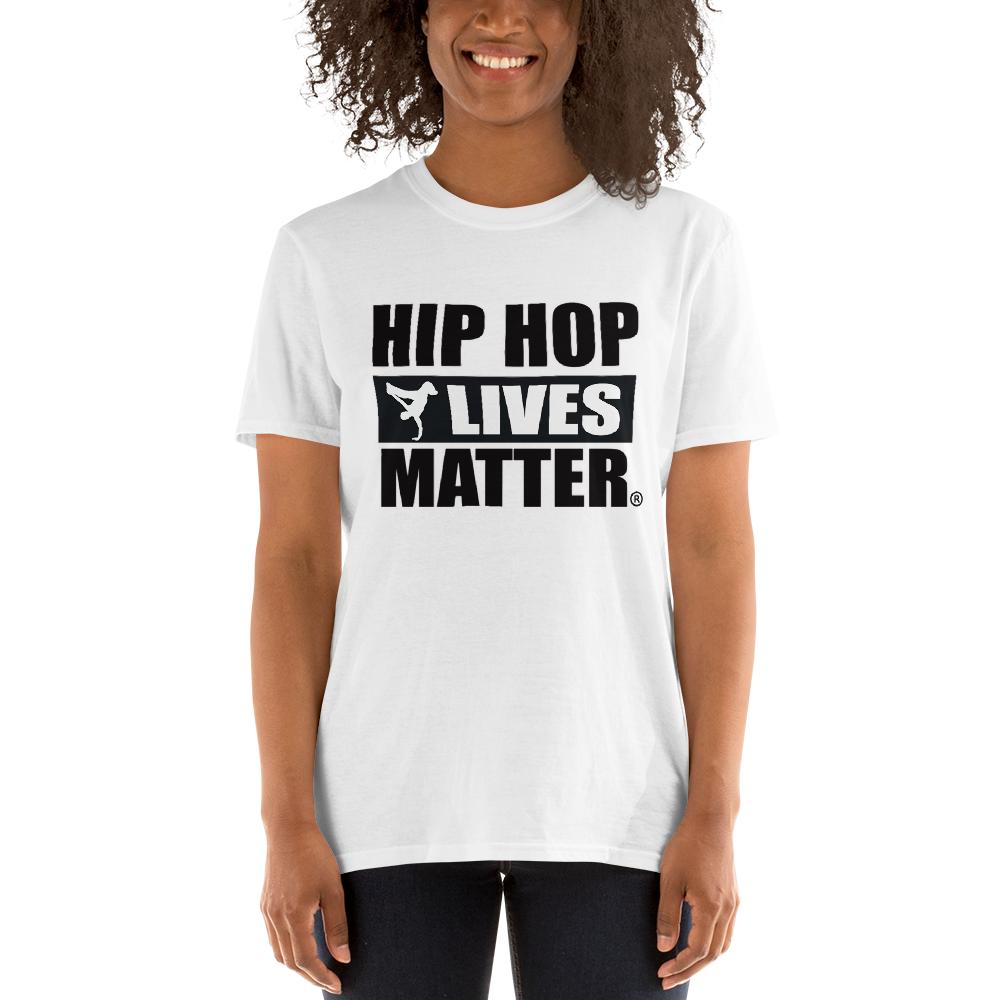 Hip Hop Lives Matter® Short-Sleeve Unisex T-Shirt