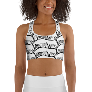 VampireWear® Womens Sports bra