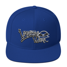 Load image into Gallery viewer, VampireWear® Snapback Hat