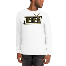 Load image into Gallery viewer, HIP•HOP•TV® Men's Long Sleeve Shirt