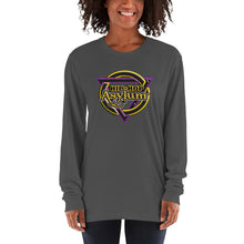 Load image into Gallery viewer, HIP·HOP·ASYLUM™ Long sleeve t-shirt
