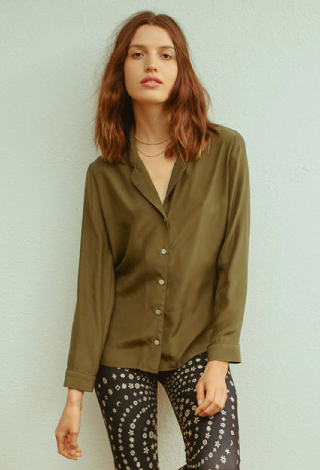 the Dee Dee Blouse