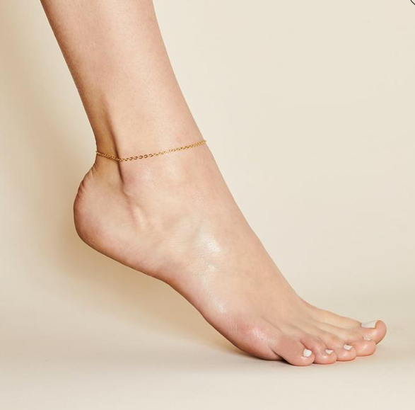 ByChari Chain Anklet