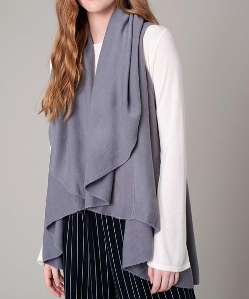 Perfect Shawl Vest