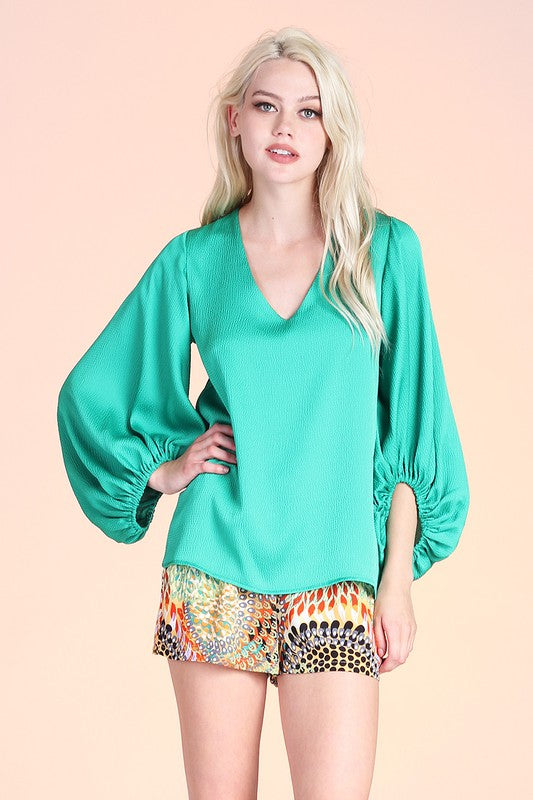 Hammered Satin ToP