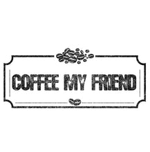 Load image into Gallery viewer, Crème Brûlée Flavored Coffee - Coffee My Friend 12oz Freshly Roasted Ground Coffee