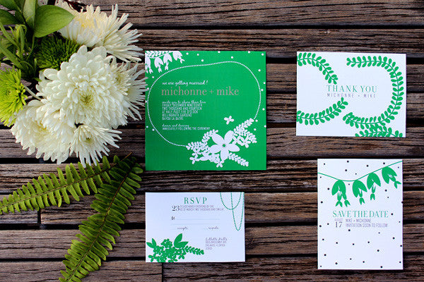 An Lim Midnight Garden Invitation