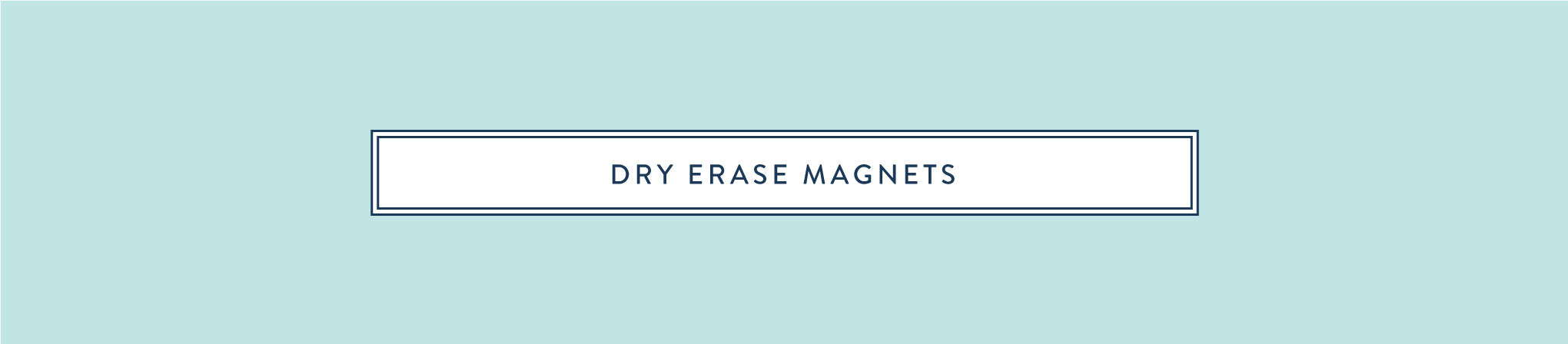 dry erase magnets simplified by emily ley