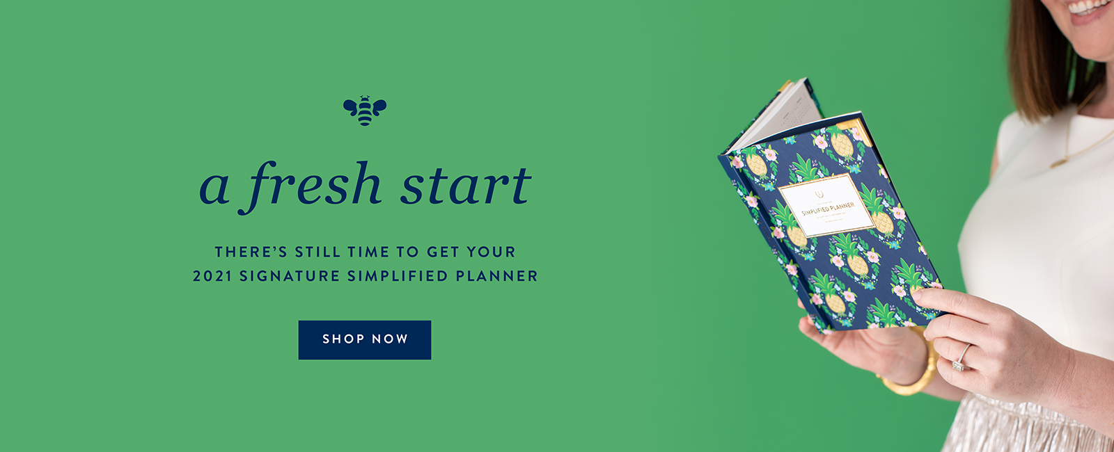 2021 Simplified Planners are available!
