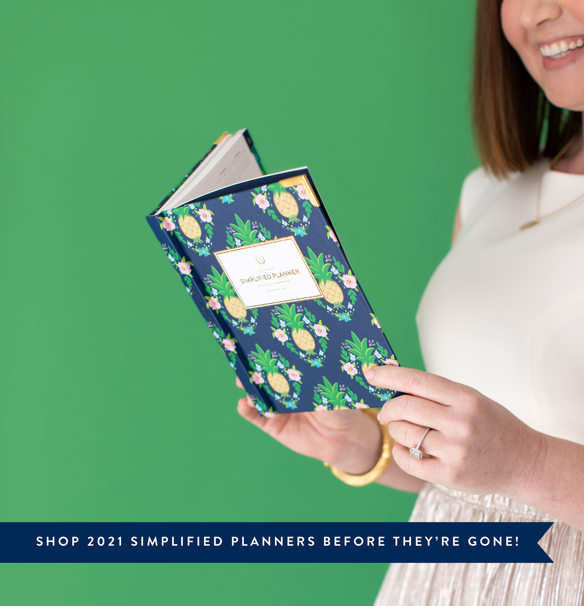 2021 Simplified Planners are available! (mobile)