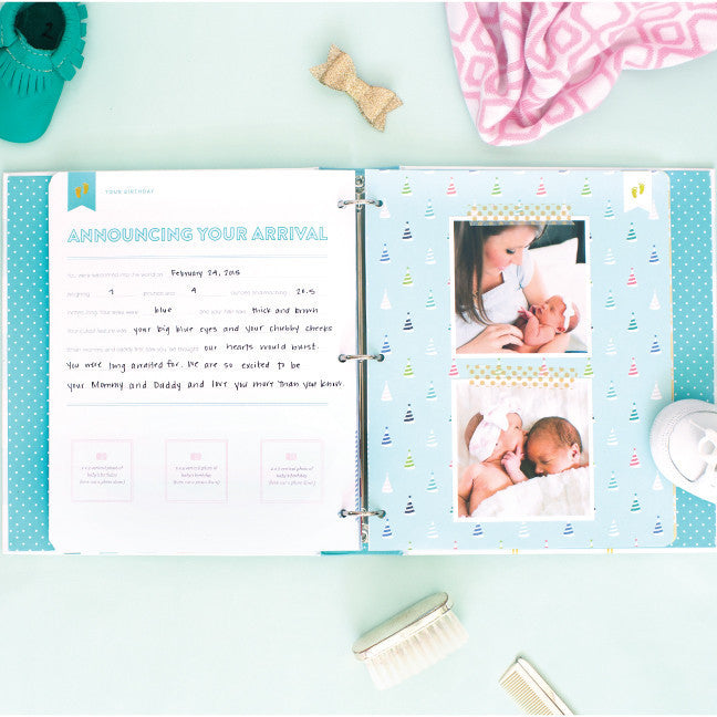 The Baby Book - Mint Edition