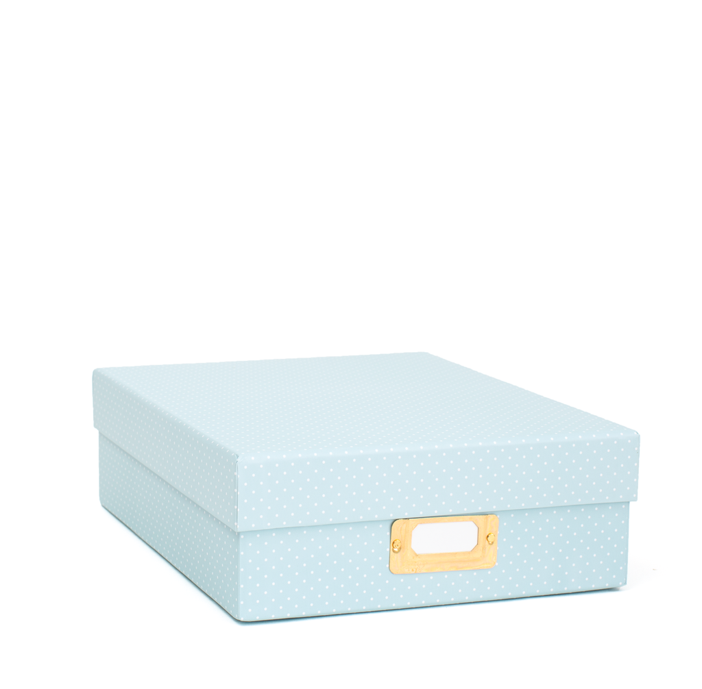 Memory Box - Mint Dot