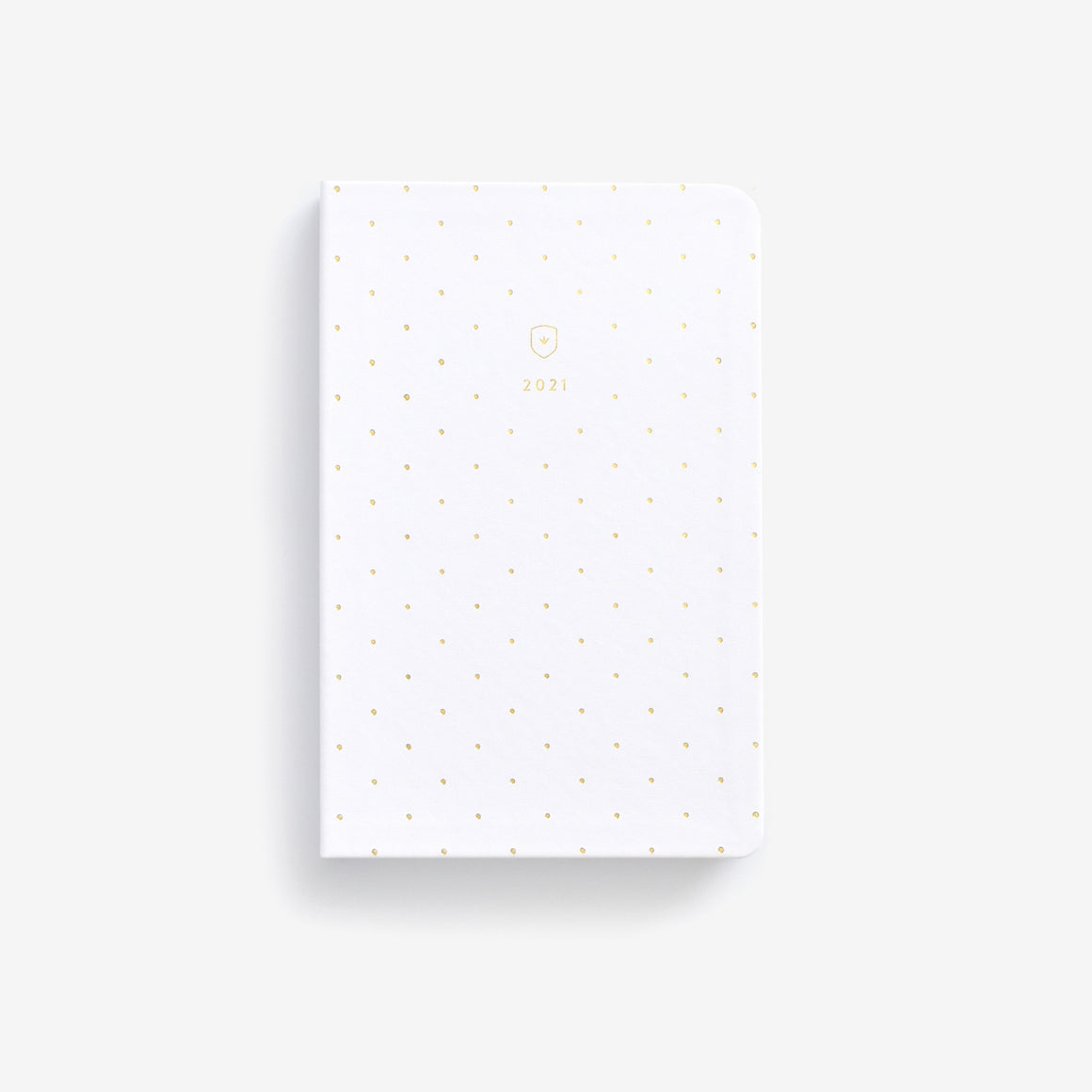 featured: GOLD DOT DAPPERDESK PLANNER Cover