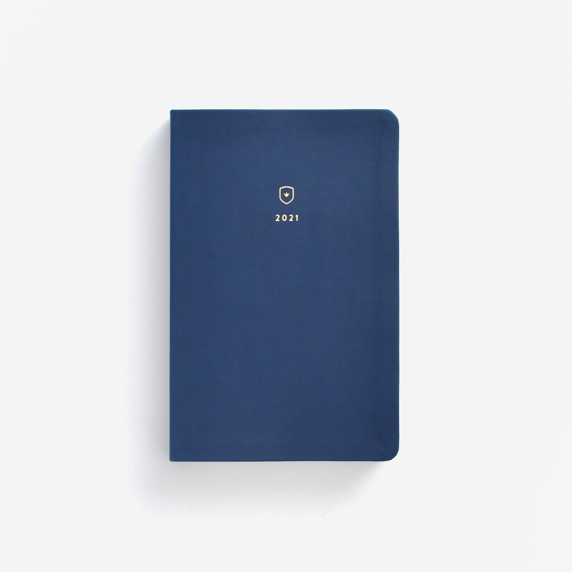 featured: NAVY DAPPERDESK PLANNER COVER