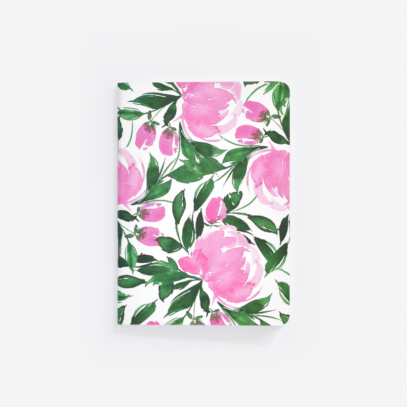 Garden Party Mini Notebook