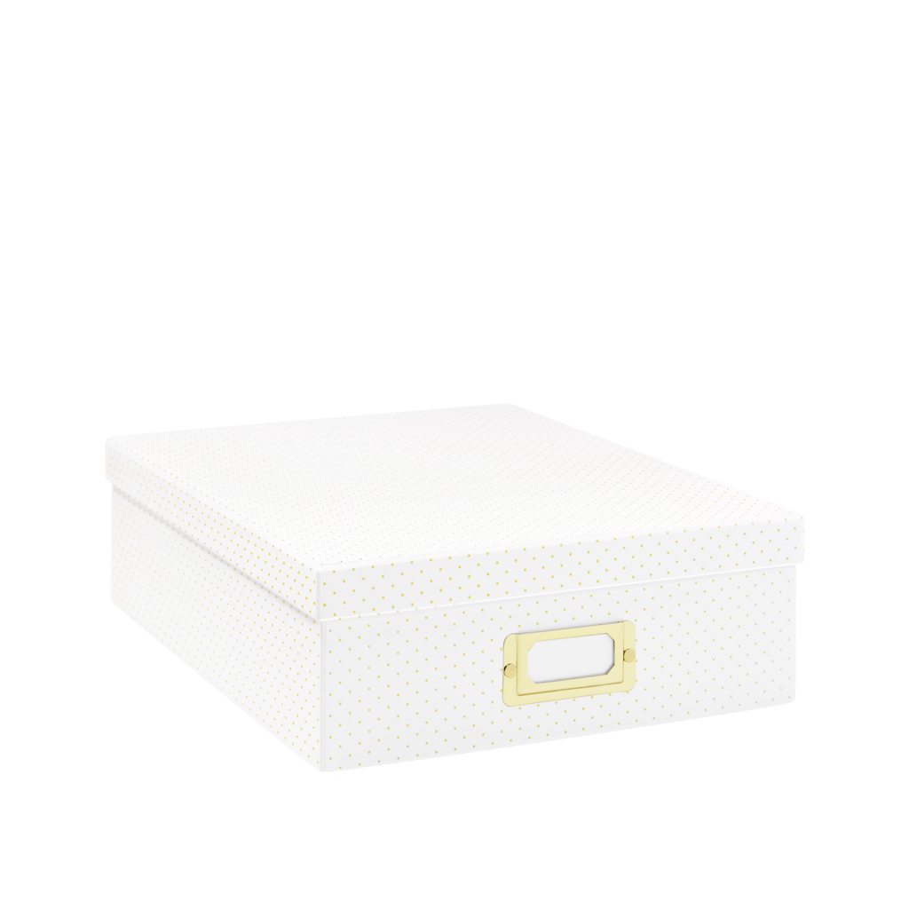 Gold Dot, Memory Box
