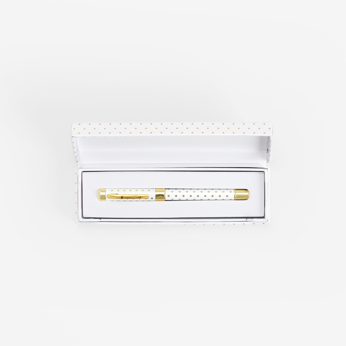 featured: Gold Dot Pen
