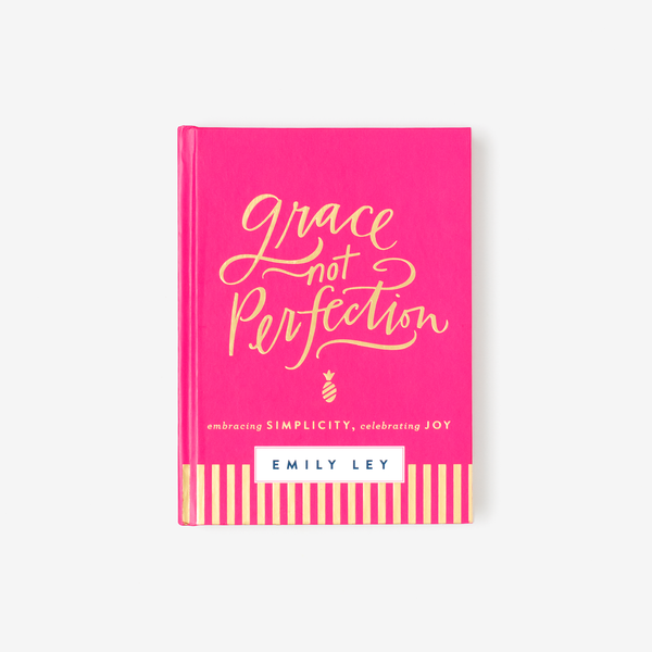 Grace, Not Perfection